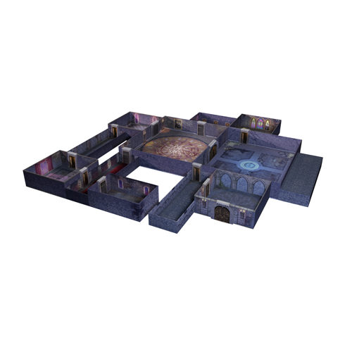 Tenfold Dungeon: The Castle
