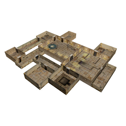 Tenfold Dungeon: The Temple
