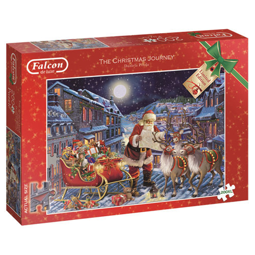 The Christmas Journey (200 pieces)