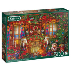 The Nutcrackers Christmas Jigsaw Puzzle