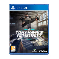Tony Hawks Pro Skater 1+2 - PS4