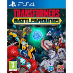 Transformers: Battlegrounds - PS4