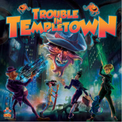 Trouble In Templetown - Kickstarter Edition