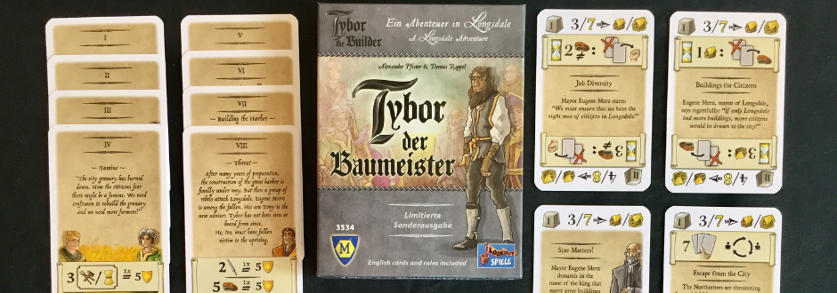 Tybor the Builder Feature