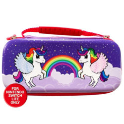 Unicorn Protective Carry and Storage Case - Nintendo Switch Lite