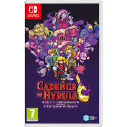 Cadence of Hyrule: Crypt of the Necrodancer - Nintendo Switch