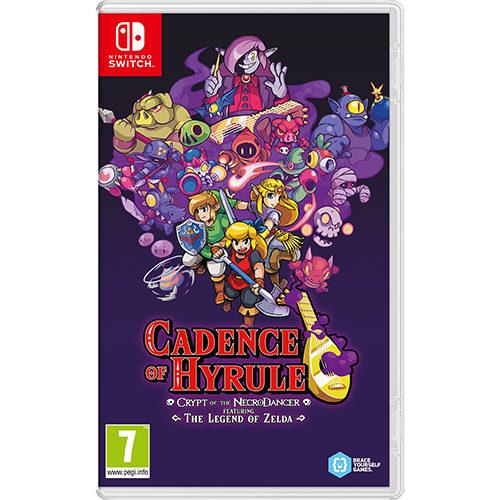 Cadence of Hyrule: Crypt of the Necrodancer - Nintendo Switch