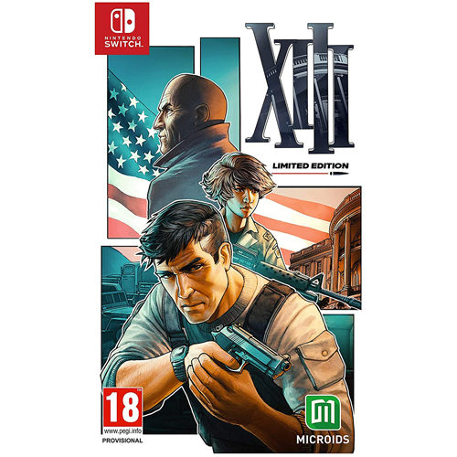 XIII - Limited Edition - Nintendo Switch