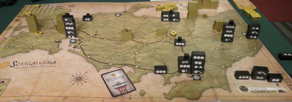 Sekigahara: The Unification of Japan Review