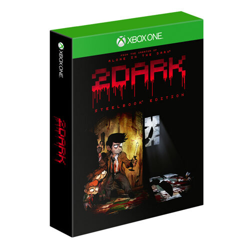 2Dark Limited Edition SteelBook - Xbox One