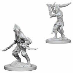 *A Grade* Dungeons & Dragons: Nolzur's Marvelous Unpainted Miniatures: Githyanki (Wave 4)