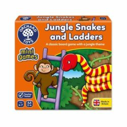 *A Grade* Jungle Snakes & Ladders Mini Game