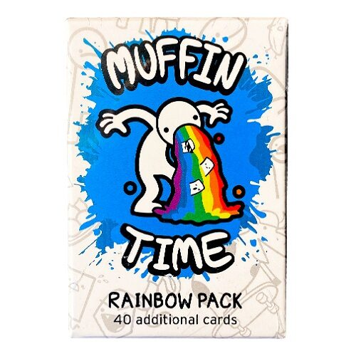 *A Grade* Muffin Time - Rainbow Pack