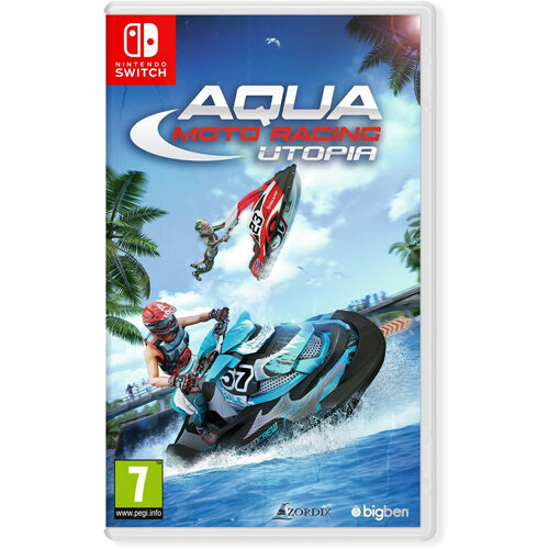 Aqua Moto Racing Utopia - Nintendo Switch