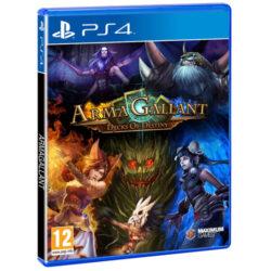 Armagallant: Decks of Destiny - PS4