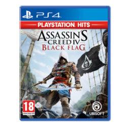 Assassin's Creed IV Black Flag (Playstation Hits) - PS4