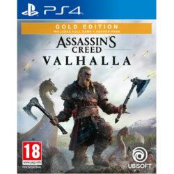 Assassins Creed Valhalla Gold Edition - PS4