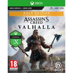 Assassins Creed Valhalla Gold Edition - Xbox One/Series X