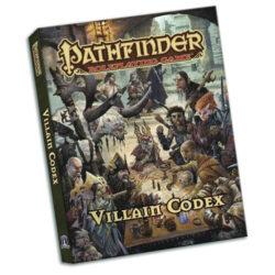 *B Grade* Pathfinder Roleplaying Game: Villain Codex Pocket Edition