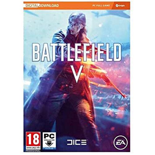 Battlefield V - (Code-in-a-Box) - PC