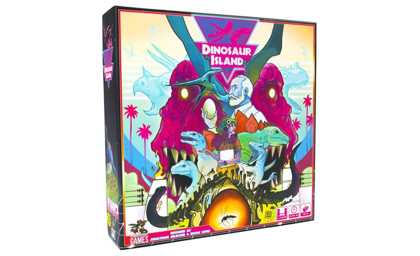 Kickstarter Guide - Dragon Island