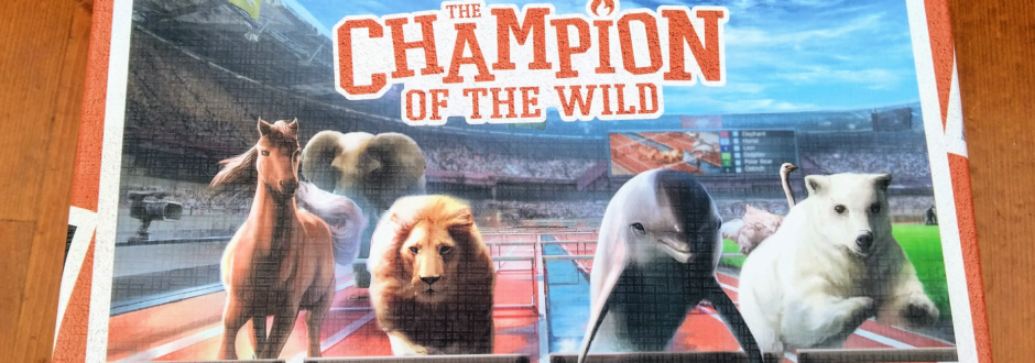 Champion of the Wild Feature
