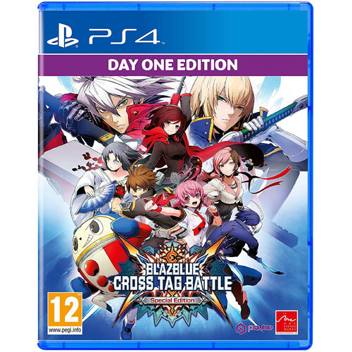 BlazBlue Cross Tag Battle 2 - Day One Edition - PS4
