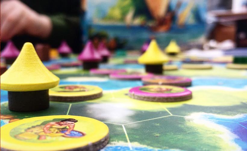 Blue Lagoon Game