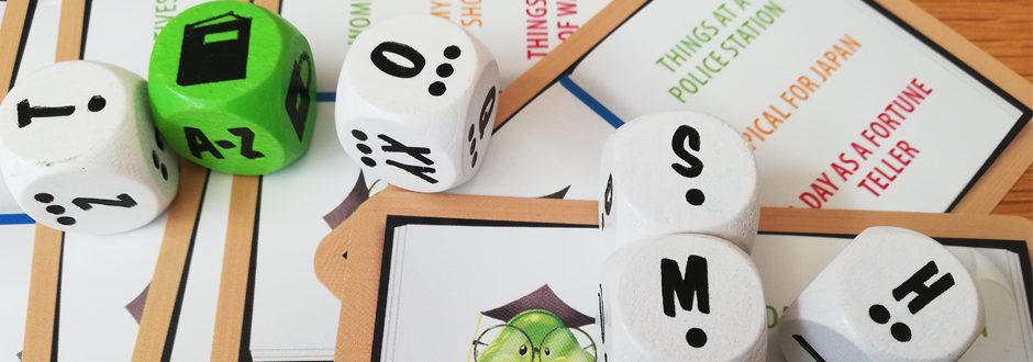 Bookworm: The Dice Game Review