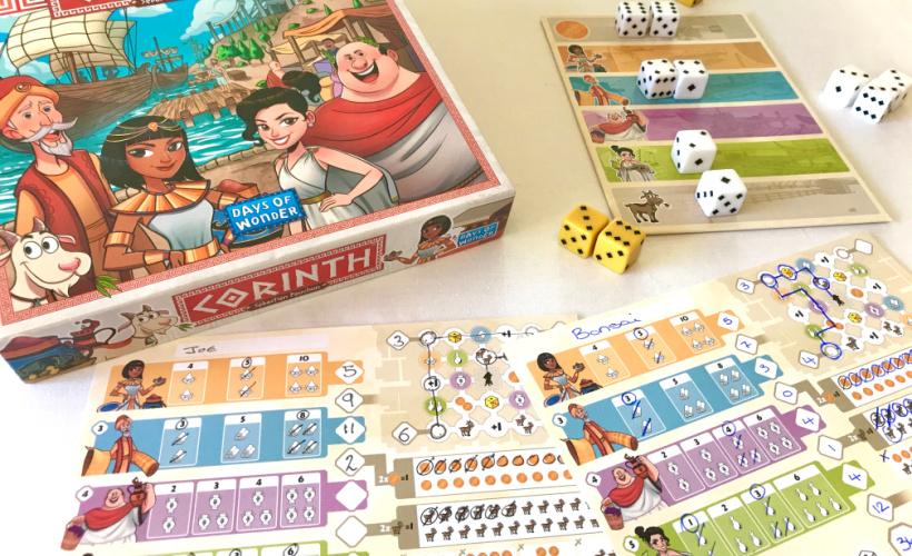 Corinth Board
