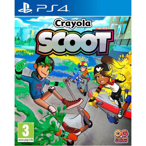 Crayola Scoot - PS4