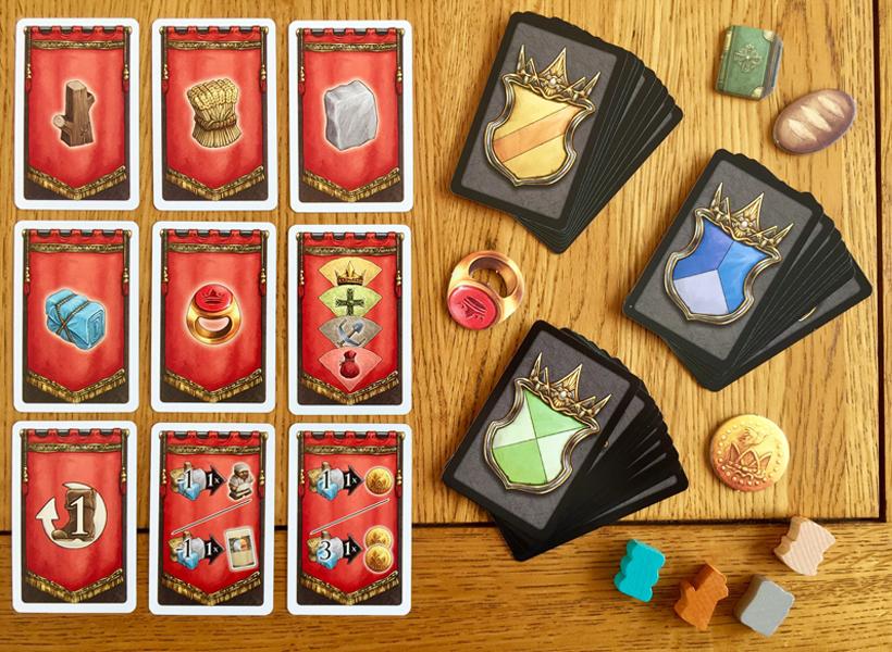 Crown of emara cards