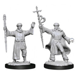 D&D Nolzur's Marvelous Unpainted Miniatures: Human Wizard Male (Wave 13)