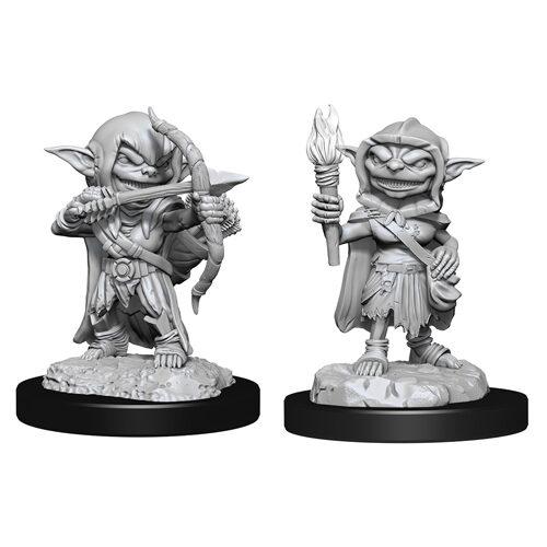 D&D Nolzur's Marvelous Unpainted Miniatures (Wave 13): Goblin Rogue Female
