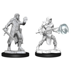 D&D Nolzur's Marvelous Unpainted Miniatures (Wave 13): Multiclass Fighter + Wizard Male