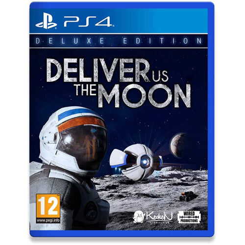 Deliver Us The Moon - Deluxe Edition - PS4