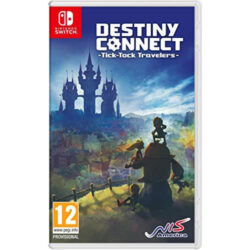 Destiny Connect: Tick-Tock Travelers (Time Capsule Edition) - Nintendo Switch