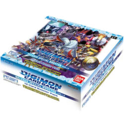 Digimon Card Game: Release Special Ver.1.0 (BT01-03) Booster Box
