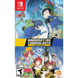 Digimon Story Cyber Sleuth - Complete Edition - Nintendo Switch