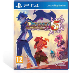 Disgaea 5: Alliance of Vengeance - PS4