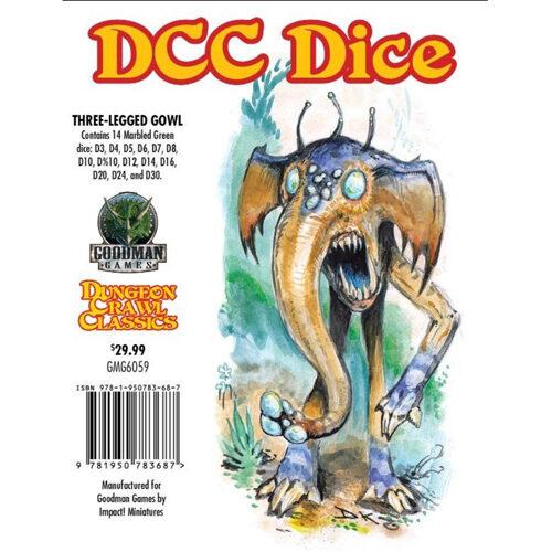 Dungeon Crawl Classics RPG: Gowl Dice