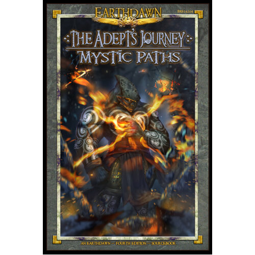 Earthdawn: The Adept's Journey - Mystic Paths