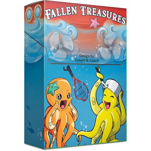 Fallen Treasures