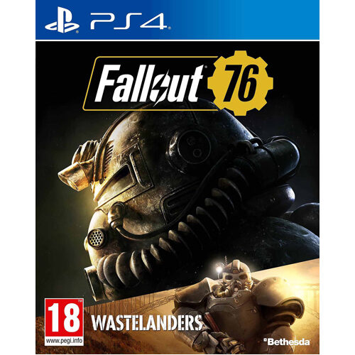 Fallout 76: Wastelanders - PS4