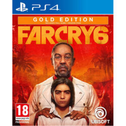 Far Cry 6 Gold Edition- PS4