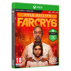 Far Cry 6 Gold Edition - Xbox One/Series X