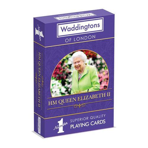 HM Queen Elizabeth II Playing Cards