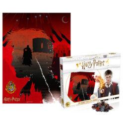 Harry Potter Horcrux Puzzle (1000 pieces)