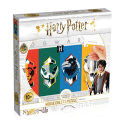 Harry Potter House Crests Puzzle (500 pieces)