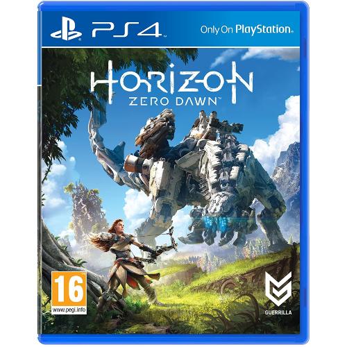 Horizon_ Zero Dawn - Bundle Copy - PS4